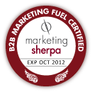 Marketing Sherpa Certified