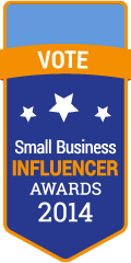 Vote for Brenda Stoltz, Small Business Influencer Awards 2014