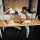 Remote work environment